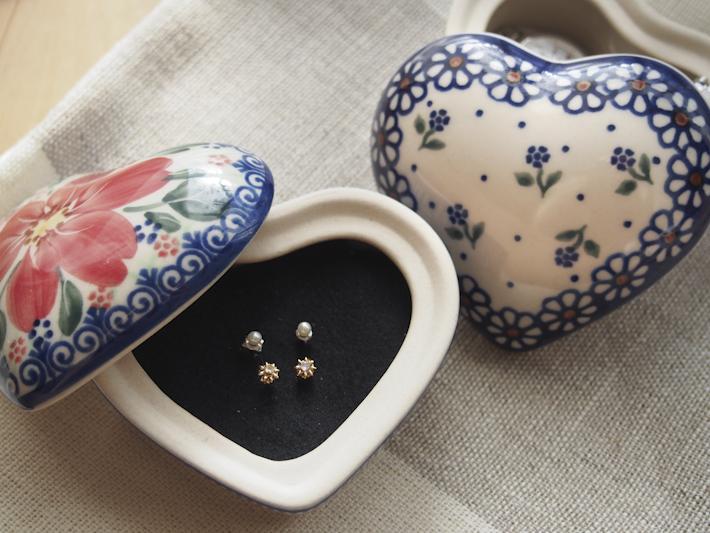 ポーランド陶器 コンテナイメージ