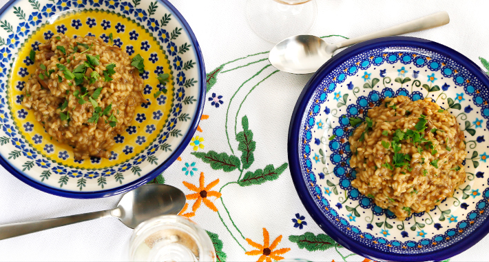スープパスタ皿
