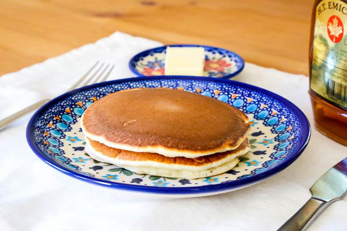 ポーランド陶器 平皿 プレート
